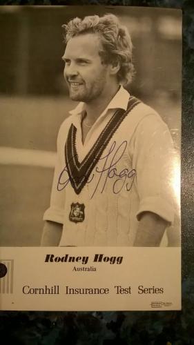 Rodney Hogg